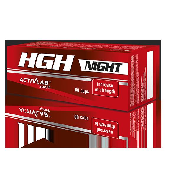 ActivLab HGH Night 60 kap.