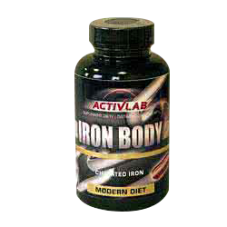 ActivLab Iron Body 60 kap.