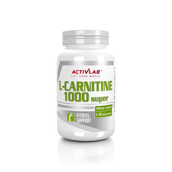 ActivLab L-Carnitine 1000 30 kap.