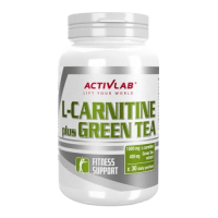 ActivLab L-Carnitine Green Tea Plus (60 kap.)