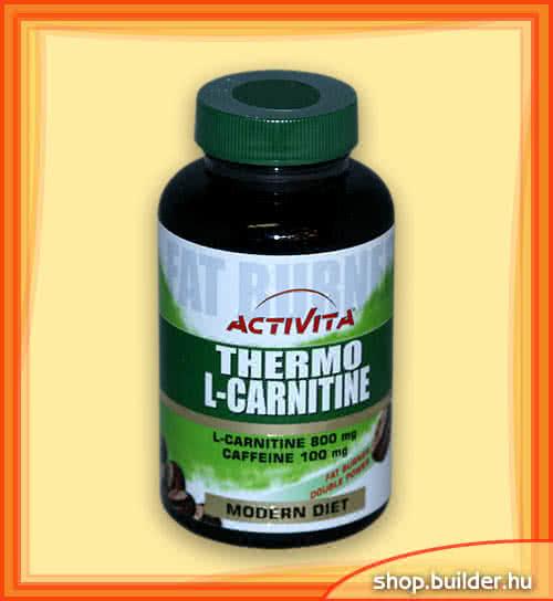 ActivLab Thermo L-carnitine 45 kap.