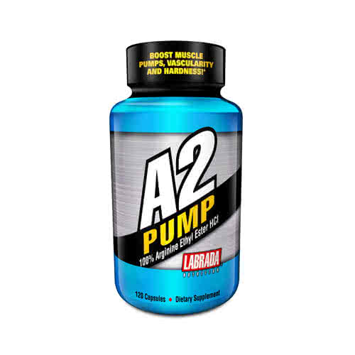 Labrada Nutrition A2 Pump 120 kap.