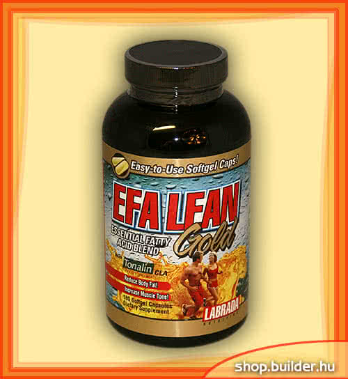 Labrada Nutrition EFA Lean Gold 180 g.k.