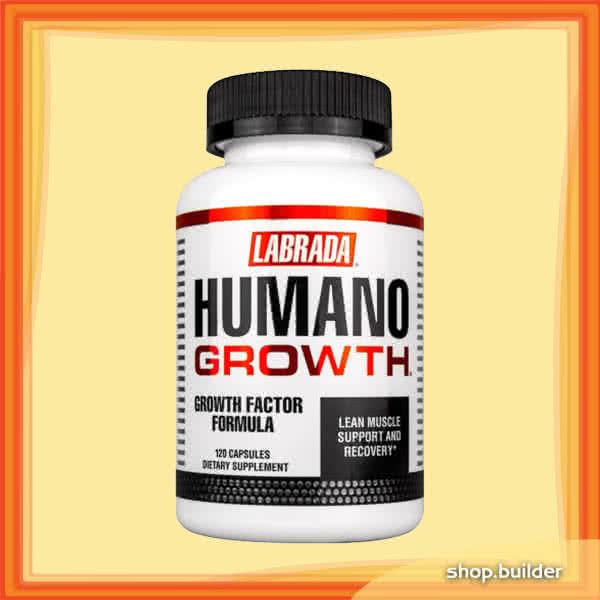 Labrada Nutrition Humano Growth 120 kap.