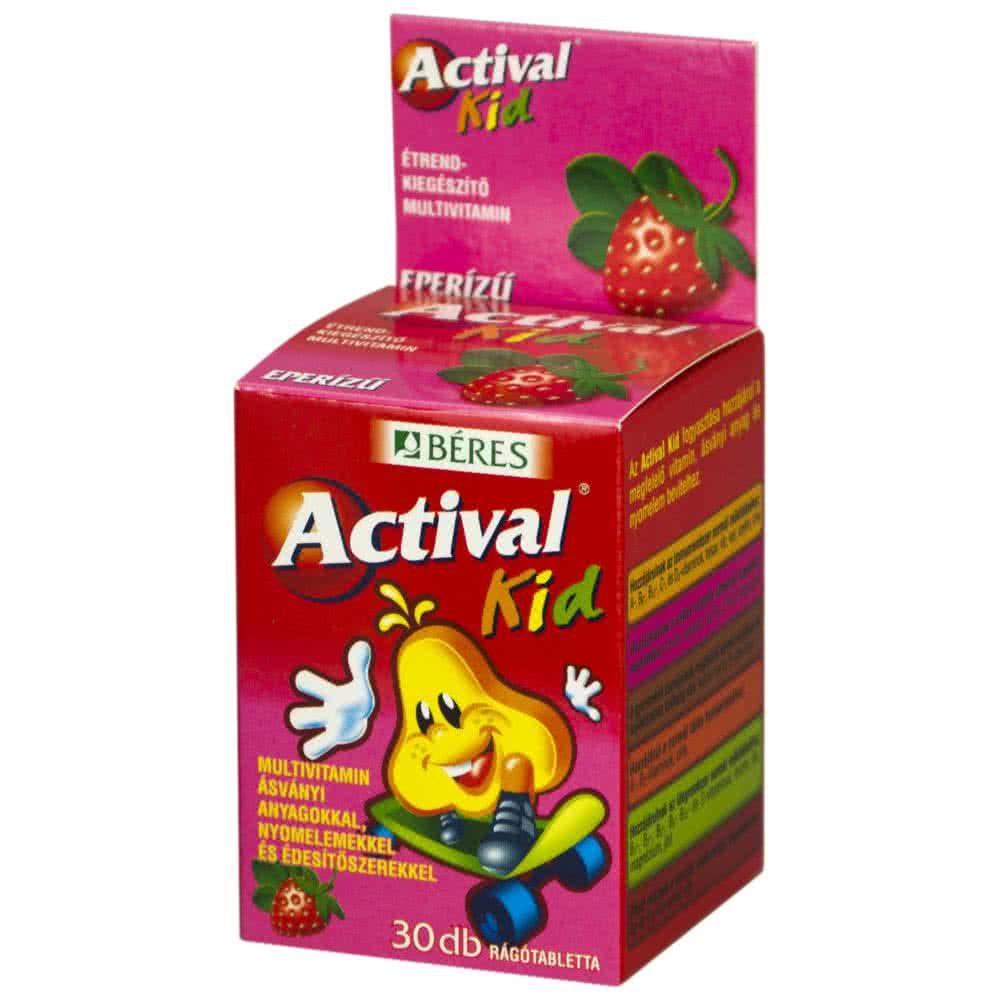 Béres Actival Kid 30 r.t.
