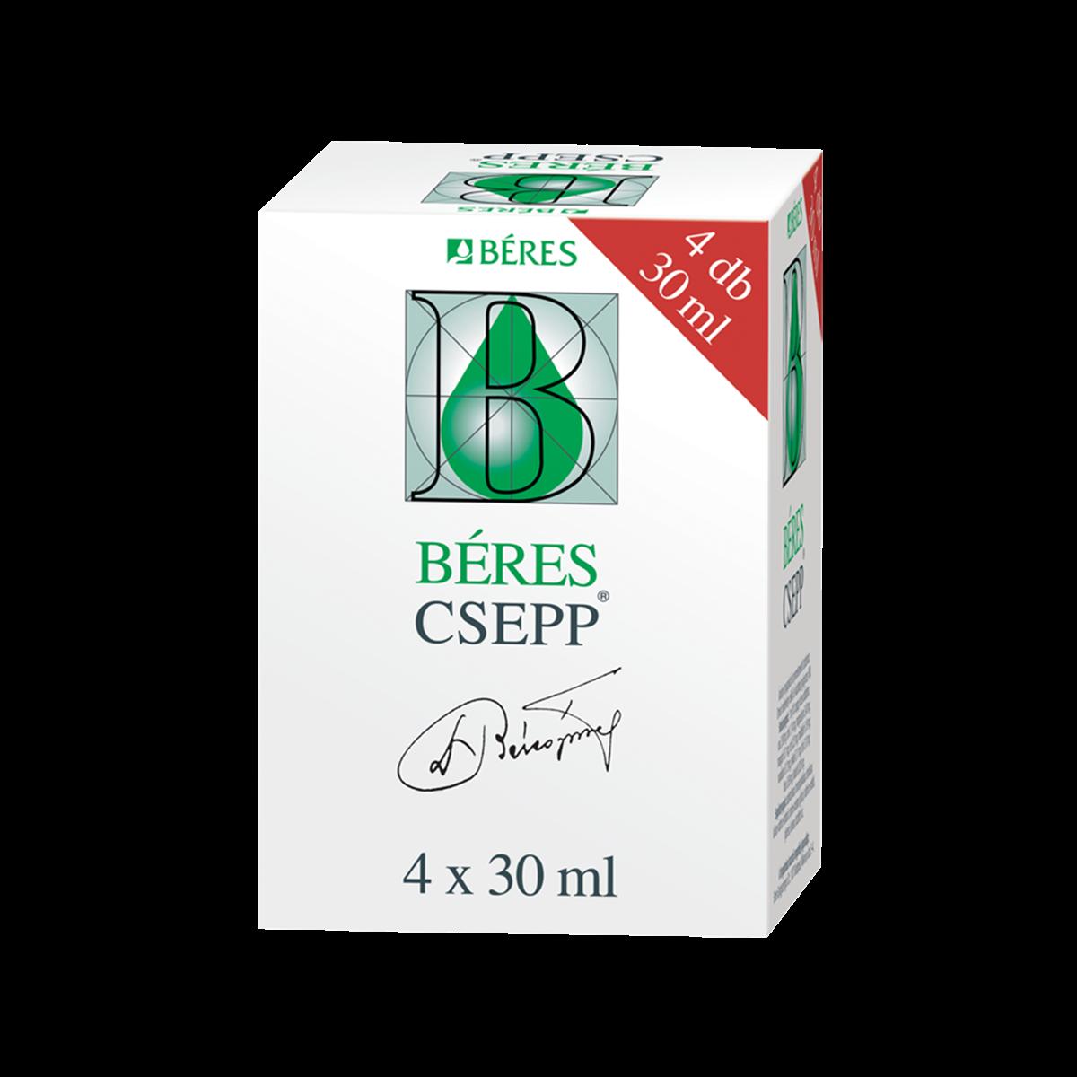Béres Béres Csepp Plusz 4x30 ml