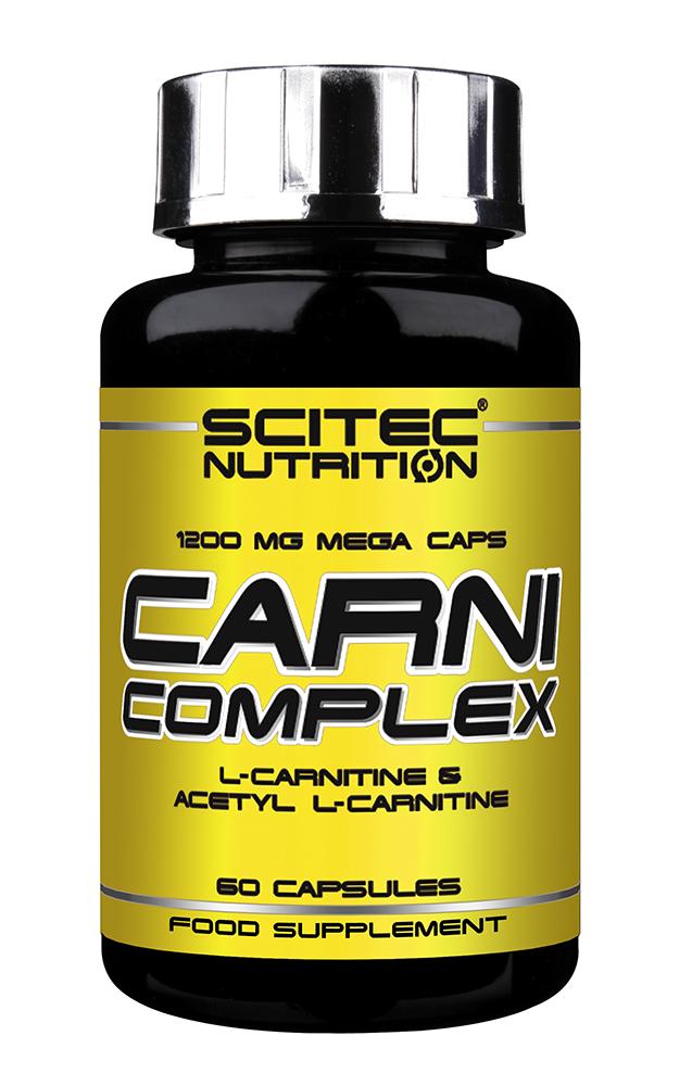 Scitec Nutrition Carni Complex 60 kap.