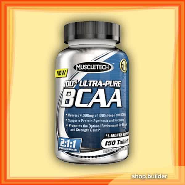 MuscleTech Ultra Premium BCAA 150 tab.