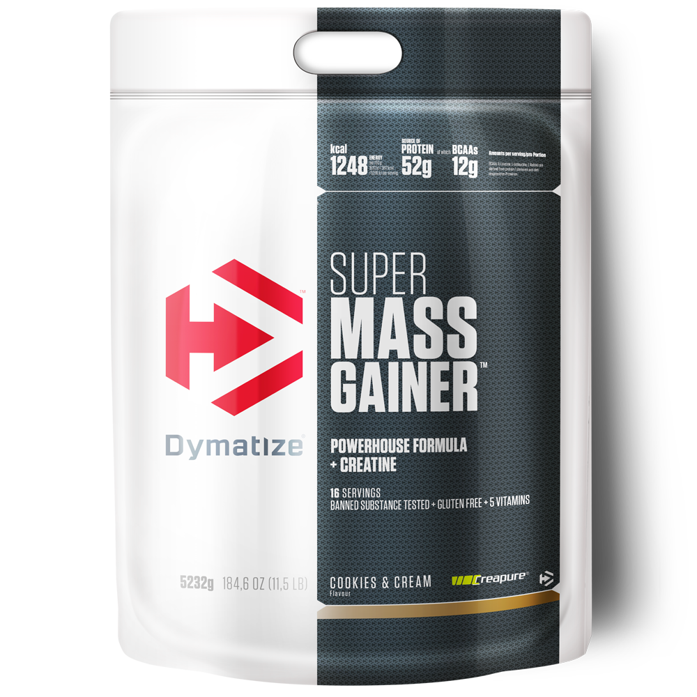 Dymatize Super Mass Gainer 5,232 kg
