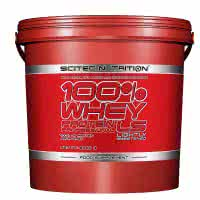 Scitec Nutrition 100% Whey Protein Professional Lightly Sweetened (5 kg)
