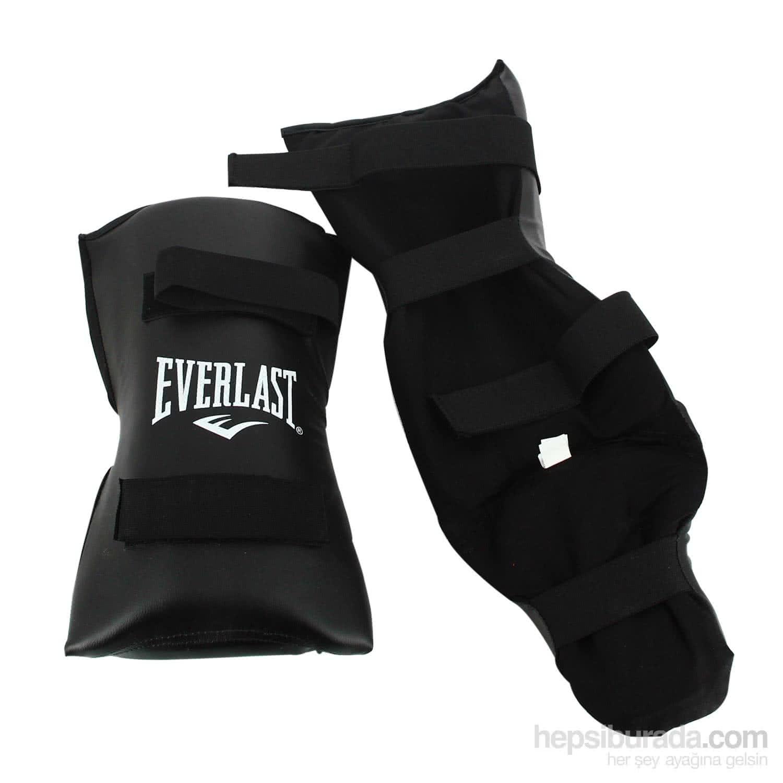 Everlast Műbőr sípcsont-lábfej védő pár