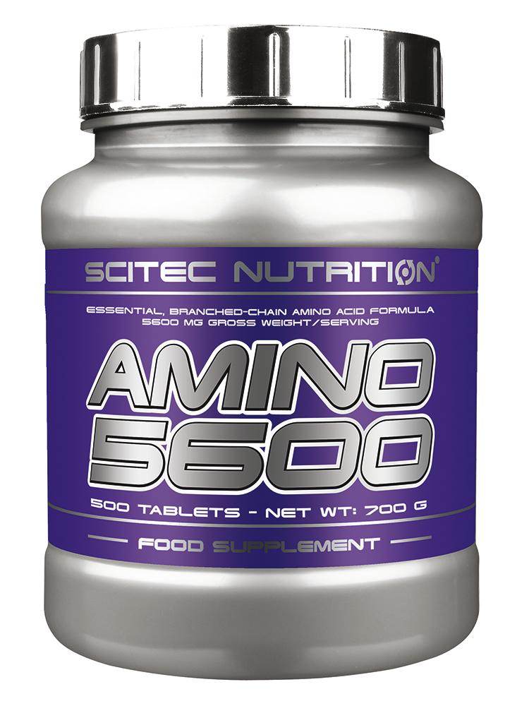 Scitec Nutrition Amino 5600 500 tab.