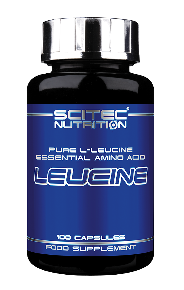 Scitec Nutrition Leucine 100 kap.