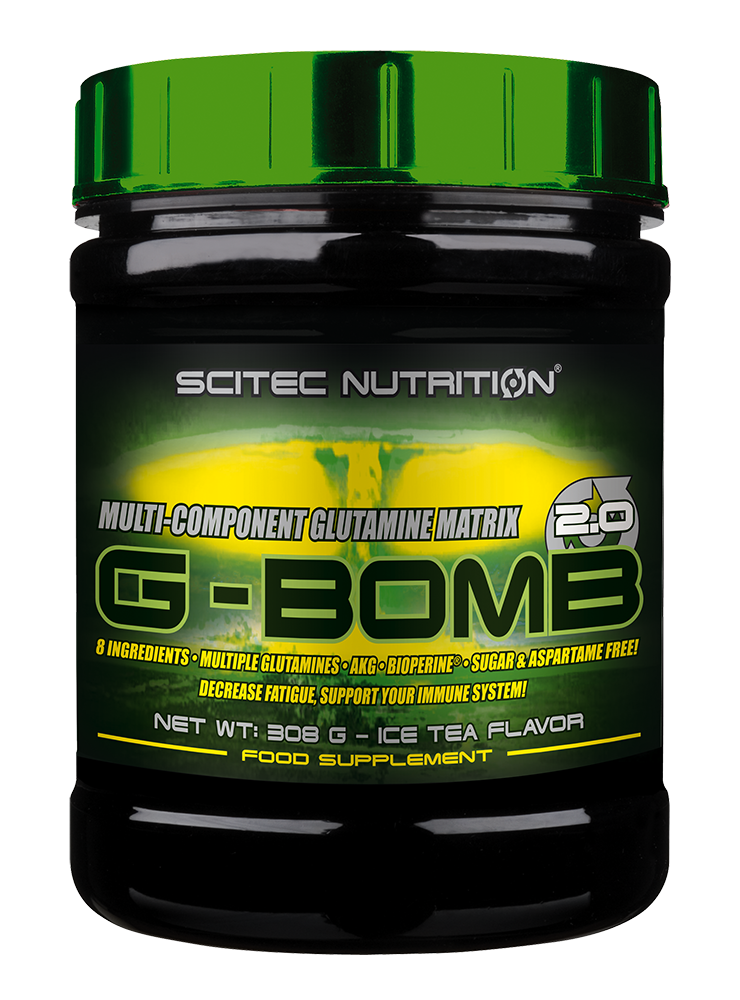 Scitec Nutrition G-Bomb 2.0 308 gr.