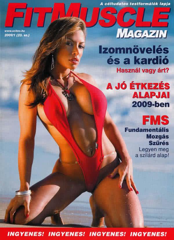 Könyvek/Magazinok FitMuscle Magazin 23.
