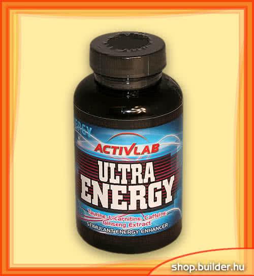 ActivLab Ultra Energy 60 kap.