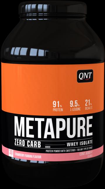 QNT Sport Metapure Zero Carb 0,908 kg