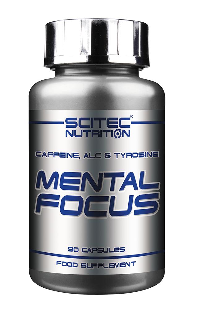 Scitec Nutrition Mental Focus 90 kap.