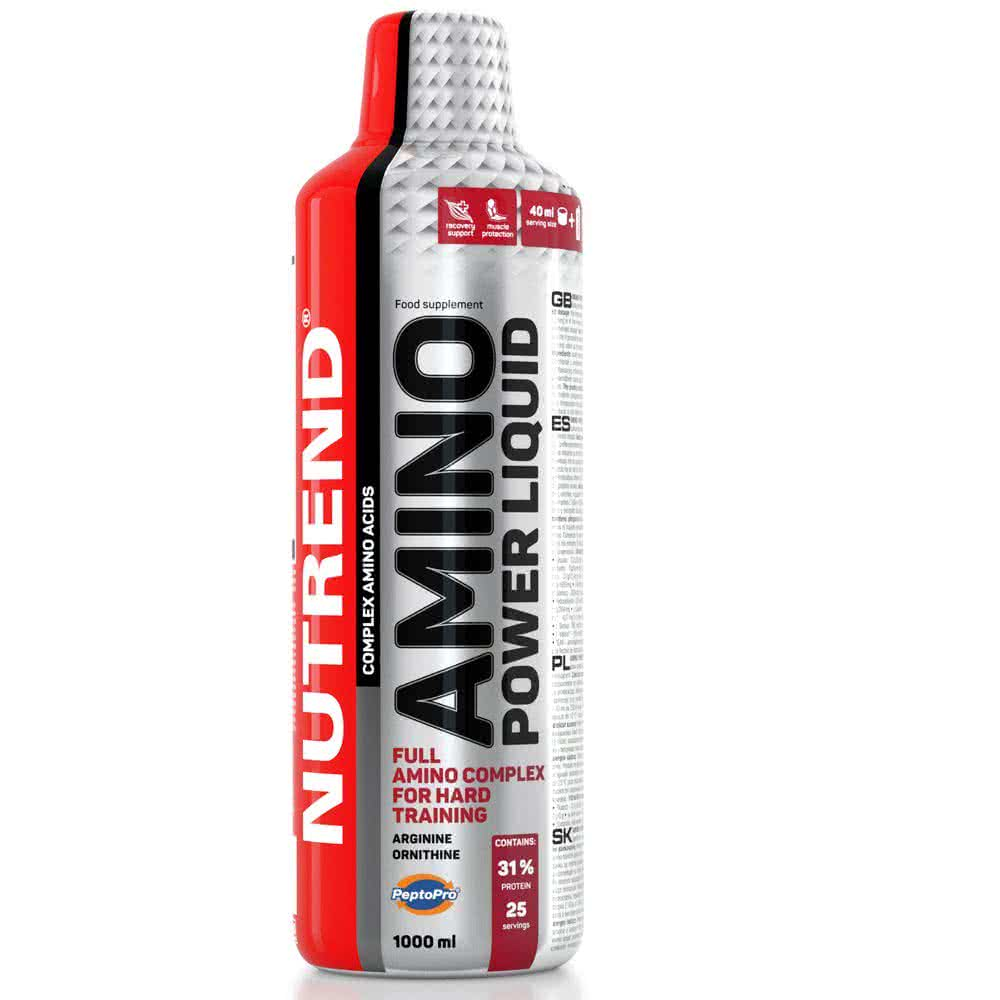 Nutrend Amino Power Liquid 1 lit.