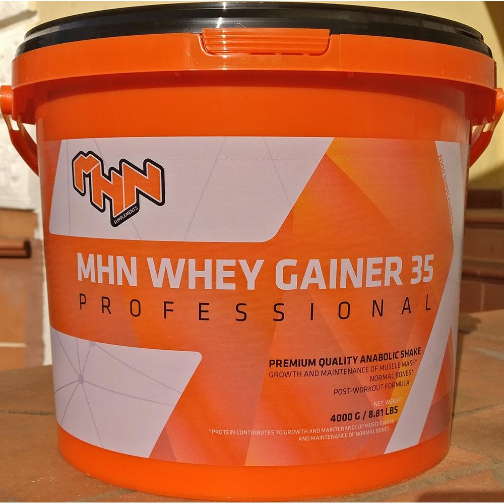 MHN Sport Whey Gainer 35 4 kg