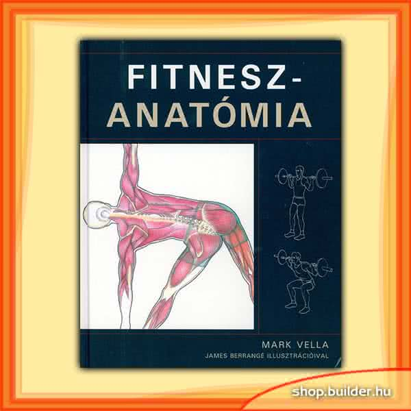 Könyvek/Magazinok Fitnesz-Anatómia