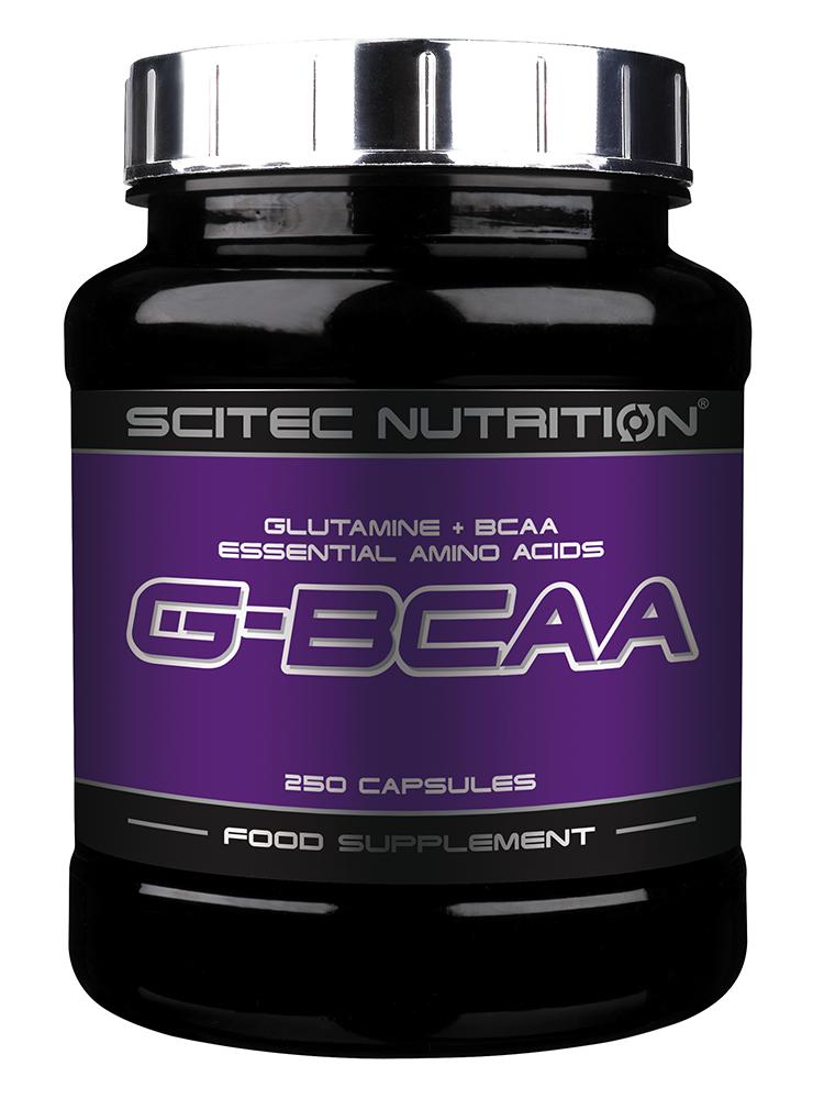 Scitec Nutrition G-BCAA 250 kap.