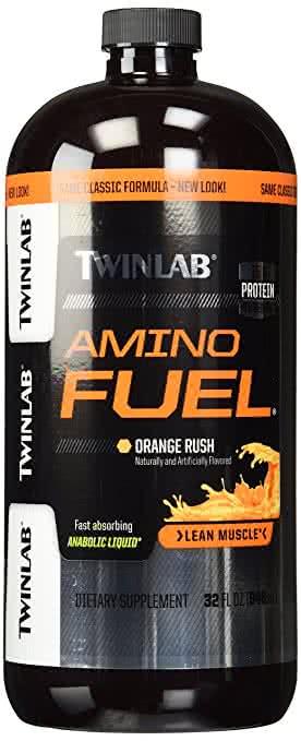 Twinlab Amino Fuel (ízesített) 948 ml