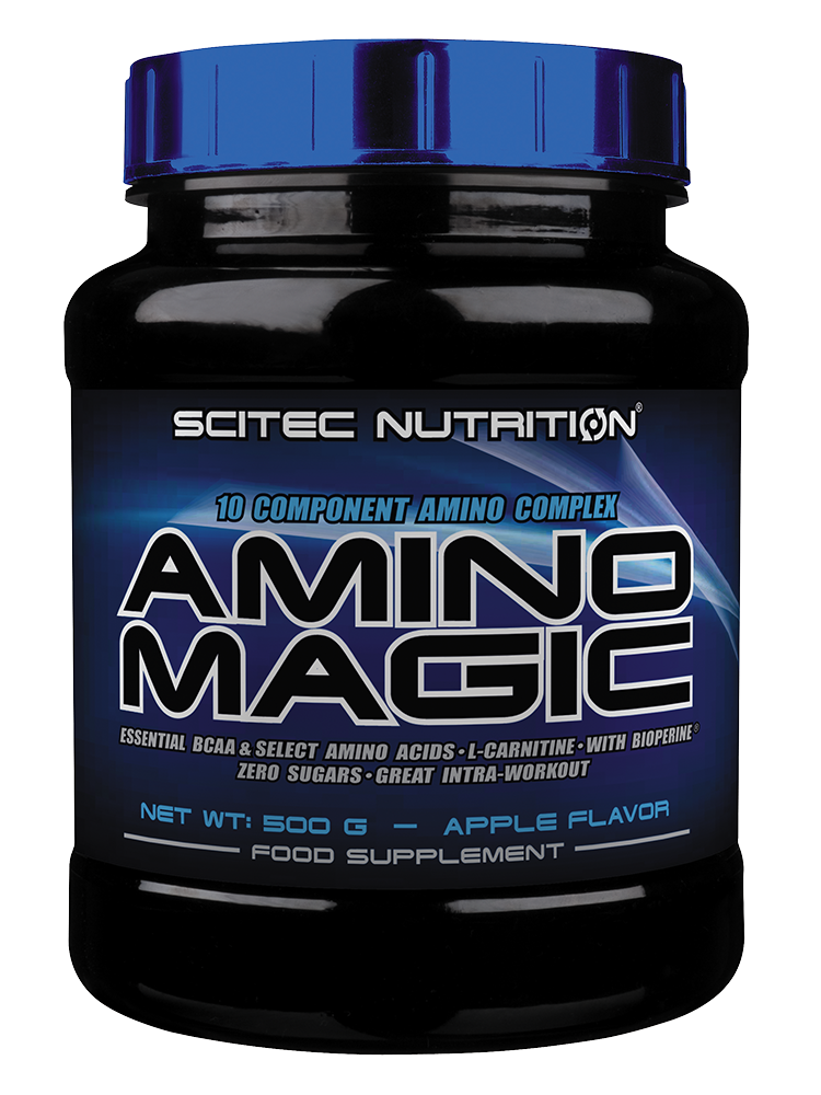 Scitec Nutrition Amino Magic 500 gr.