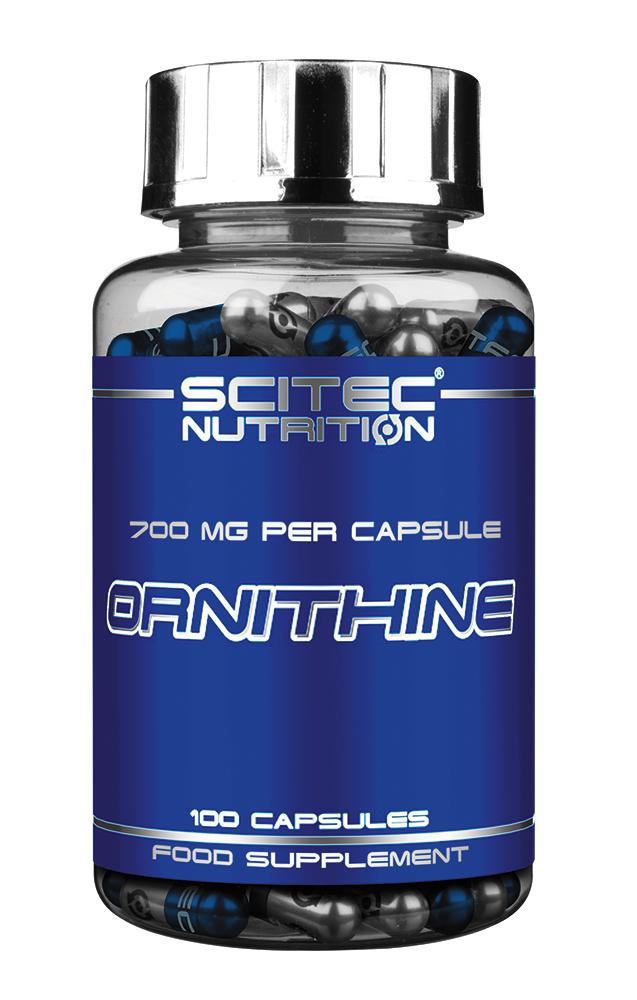 Scitec Nutrition Ornithine 100 kap.