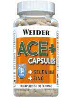 Weider Nutrition ACE+ Capsules (90 kap.)