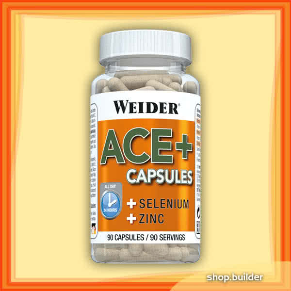 Weider Nutrition ACE+ Capsules 90 kap.