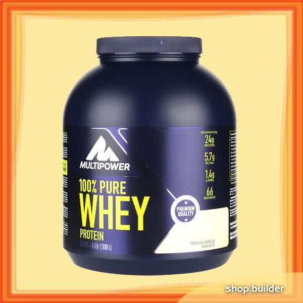 Multipower 100% Pure Whey 2 kg