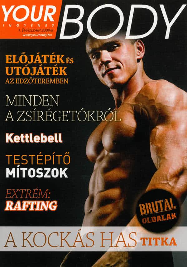 Könyvek/Magazinok Your Body 2009/2.