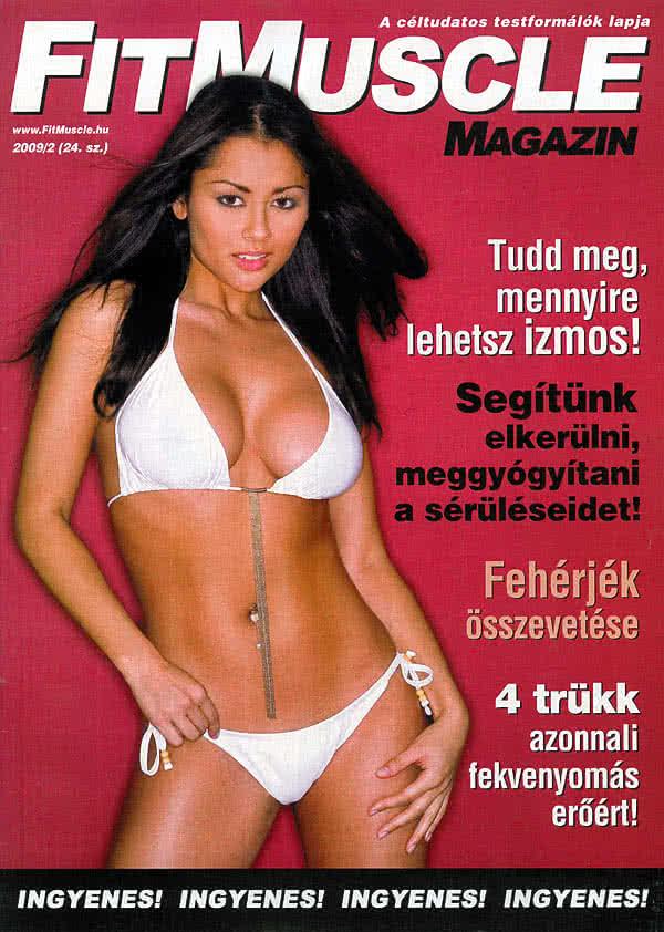 Könyvek/Magazinok FitMuscle Magazin 24.