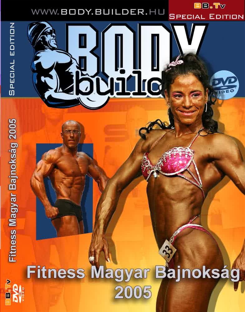 Body.Builder Fitness Magyar Bajnokság 2005