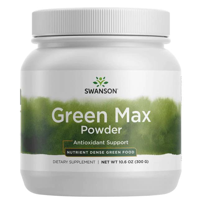 Swanson Green Max Powder 300 gr.