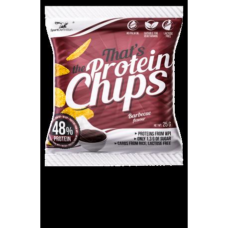 Egyéb tápkieg. Thats the Protein Chips 25 gr.