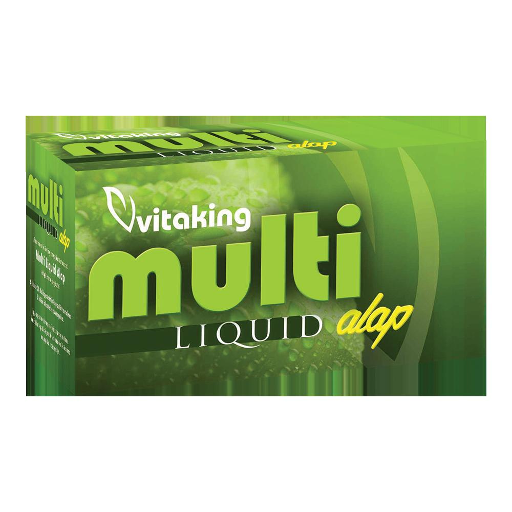 VitaKing Multi Liquid Alap 30 g.k.