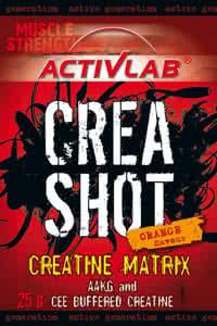 ActivLab Crea Shot 20x25 g
