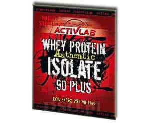 ActivLab Whey Protein Isolate 90 Plus 20x30 g