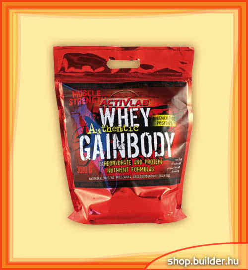 ActivLab Whey Gainbody Dibencozide Positive 1 kg