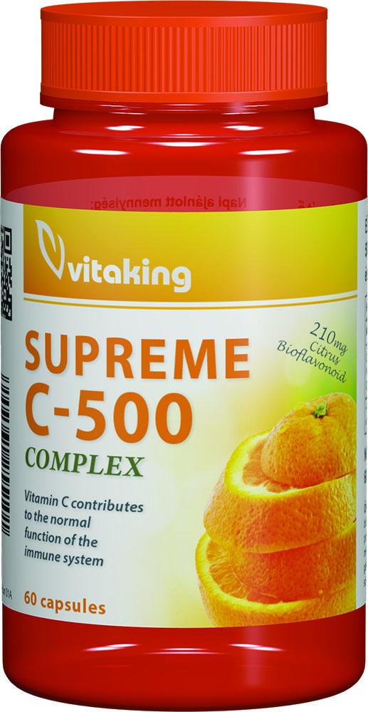 VitaKing Supreme C-500 Complex 60 kap.