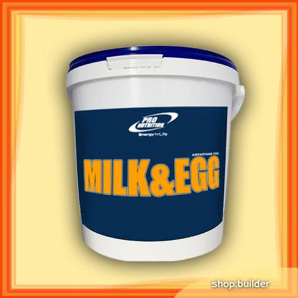 Pro Nutrition Milk and Egg Protein 4 kg