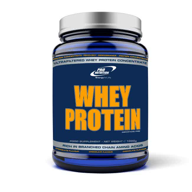 Pro Nutrition Whey Protein 1 kg