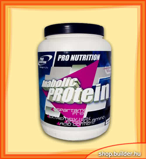 Pro Nutrition Anabolic Protein 1,14 kg
