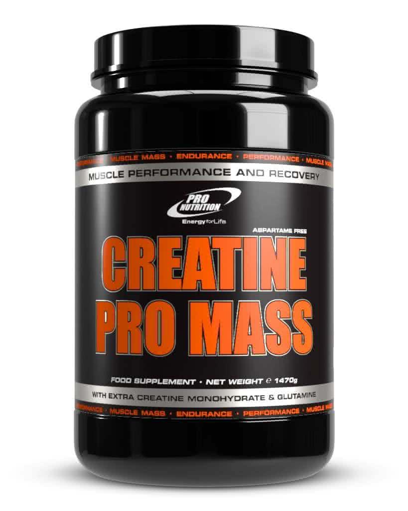Pro Nutrition Creatine Pro-Mass 1,47 kg