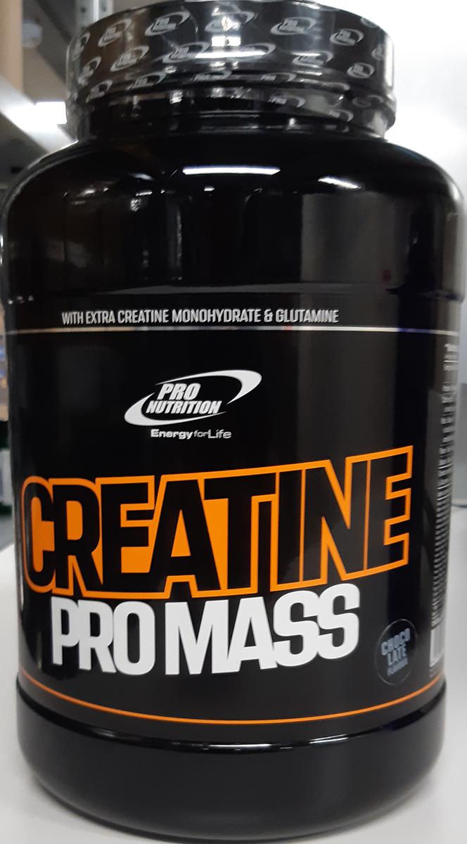 Pro Nutrition Creatine Pro-Mass 3 kg