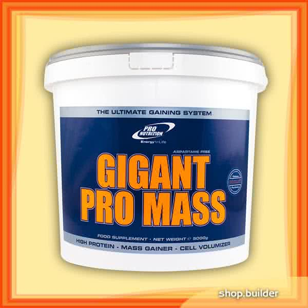 Pro Nutrition Gigant Pro Mass 5 kg
