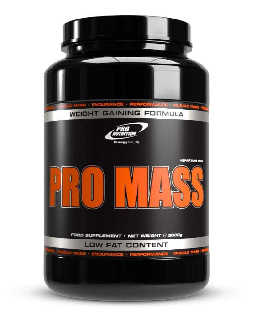 Pro Nutrition Pro Mass 3 kg