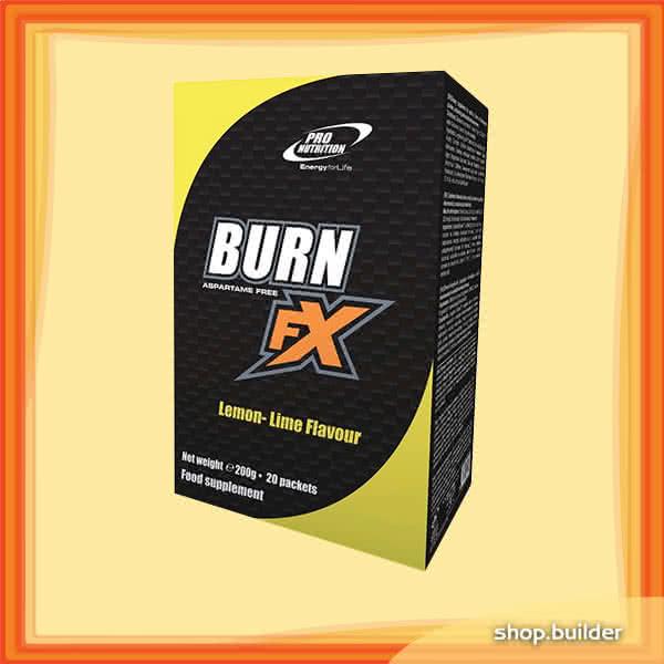 Pro Nutrition Burn-FX 20x10 g